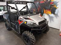 2019 Polaris Industries Ranger XP900 LE Silver Pearl