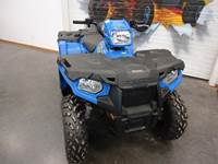 2019 Polaris Industries Sportsman 570 EPS Velocity Blue