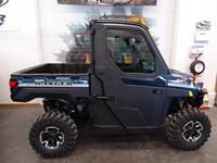 2019 Polaris Industries Ranger XP1000 EPS Northstar Steel Blue