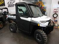 2019 Polaris Industries Ranger XP1000 Northstar White Pearl