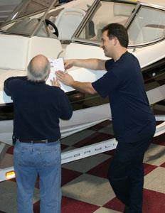 Clark Marine makes the boat buying process a pleasure.