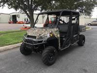 2019 Polaris Industries RANGER CREW® XP 900 EPS - Polaris® Pursuit® Camo