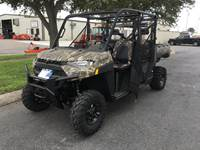 2019 Polaris Industries RANGER CREW® XP 1000 EPS Ride Command® - Camo