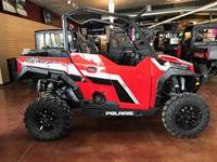 2019 Polaris Industries Polaris GENERAL® 1000 Premium - Havasu Red Pearl