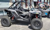 2019 Polaris Industries RZR XP® Turbo S Velocity - Titanium Metallic