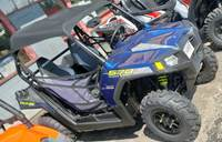 2018 Polaris Industries RZR® 570 EPS - Navy Blue