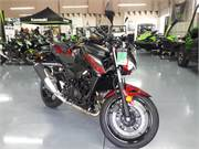 AZKKT 2019 Kawasaki Z400 Abs Red 3