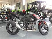 AZKKT 2019 Kawasaki Z400 Abs Red 4