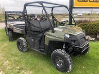 2019 Polaris Industries RANGER 570 Full-Size 3 seat - Sage Green