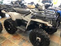2019 Polaris Industries Sportsman 570 EPS Utility Edition - Ghost Gray