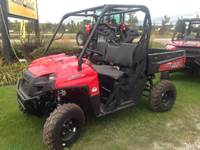 2019 Polaris Industries RANGER 570 - 3 seat - Solar Red