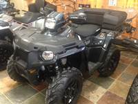 2019 Polaris Industries Sportsman 570 SP-EPS Magnetic Gray
