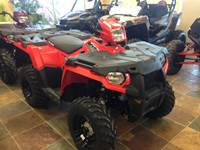 2019 Polaris Industries Sportsman 450 EFI - Indy Red