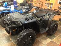 2019 Polaris Industries Sportsman 850 SP EPS Premium-Magnetic Metallic