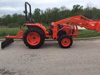 2019 Kubota L2501 (Manual) 4WD PACKAGED DEAL