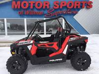 "2019 Polaris Industries RZR 900 50"" PS Indy Red"