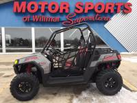 2019 Polaris Industries RZR 570 EPS Titanium Metallic