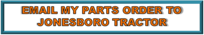 Send your Kubota Parts order to Jonesboro Tractor!