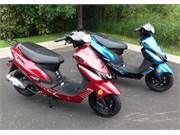 2014 Taotao Speedy Sport Scooter  Moped (2)