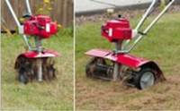 Aerator/Dethatcher Attachment Combination