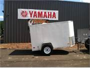 2014 Covered Wagon Cargo Trailer 5 X 8