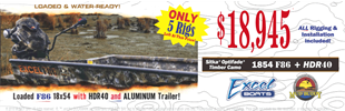 MUD BOAT SEASON CLEARANCE EVENT!