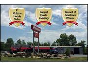 Award Winning Honda Exclusive Dealership
