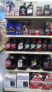 Cleaning Supplies and Lubricants