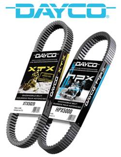 Snowmobile Drive Belts by Dayco!