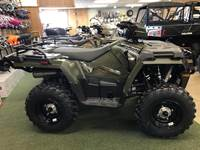 2019 Polaris Industries Sportsman 570 Brushguard Pkg. Plus Freight. Green or Blue. 3.99% for 36 Months.