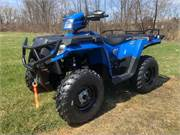 Sportsman 570 Blue Explorer Pkg 2
