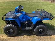 Sportsman 570 Blue Explorer Pkg 4