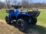 Sportsman 570 Blue Explorer Pkg 5
