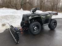 2019 Polaris Industries Sportsman 570 Plow Pkg. Available Green or Blue. Plus Freight.