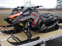 2019 Polaris Industries 800 INDY XC 129 ES. Black/Red. Plus Freight.