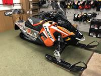 2019 Polaris Industries 800 INDY XC 129. Orange Burst. Plus Freight.