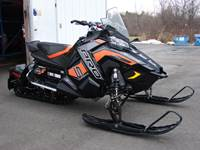 2019 Polaris Industries 600 RUSH PRO-S ES. Black/Orange. Plus Freight.