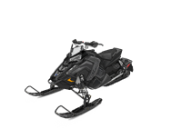 2019 Polaris Industries 800 RUSH PRO-S ES. Black Black. PIDD. Plus Freight.