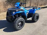 2019 Polaris Industries Sportsman 570 Velocity Blue. Plus Freight. 3.99% for 36 Months.