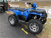 Sportsman 570 Blue with Alum Whl Pkg 1