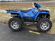 Sportsman 570 Blue with Alum Whl Pkg 2