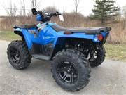 Sportsman 570 Blue with Black Whl Pkg 3