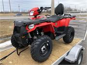 Sportsman 570 Touring Red 1