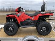 Sportsman 570 Touring Red 2