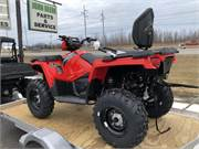 Sportsman 570 Touring Red 3