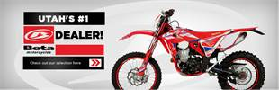 Steadman's is Utah's only Beta Motorcycles dealer! Click here to view the models.