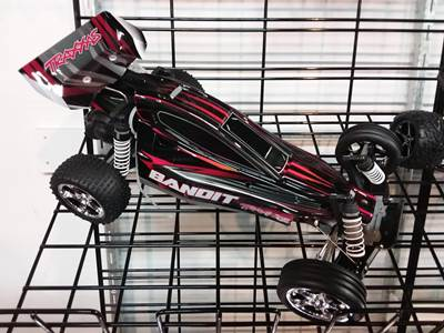 Traxxas Bandit XL-5 - Radio Controlled Buggy