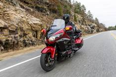 Honda Gold Wing Street Bike