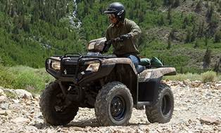 Honda Recreational ATV