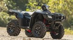 Honda ATV Smaller